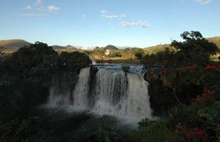 Lilys Wasserfall