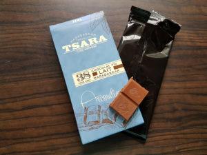 Menakao Tsara chocolate
