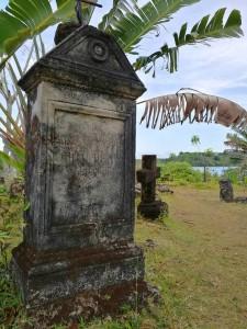 Pirate cemetery