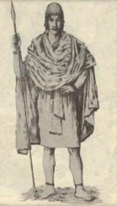 Eine weitere Darstellung Andrianampoinimerinas