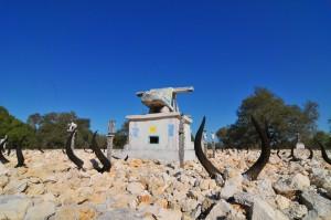 Ein Mahafaly- Grab