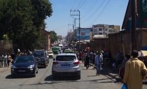 Verkehr in Antananarivo
