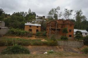 Ziegelstein Hausbau