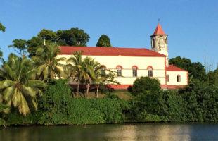 Kirche auf St. Marie