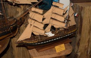 Le Village Werkstatt für Schiffsmodelle