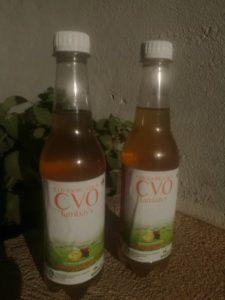 Covid Organics, das angeblich gegen das Coronavirus wirken soll