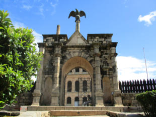 Rova Eingangstor